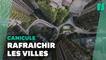 Canicules en ville: les pistes pour s'en prémunir