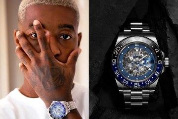 PSG : Kimpembe s'associe a Rolex pour créer une montre unique pour ses 26 ans