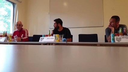 Nach Teutonias Auftakt-Gala: Die PK im Video