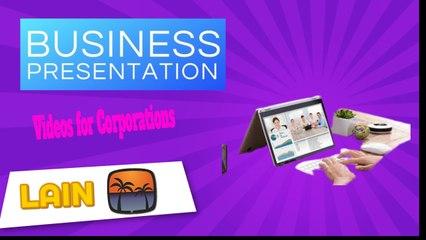 Modern Corporate Business Presentation