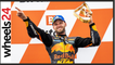 SA's Brad Binder talks about his Austrian MotoGP win: 'I lost my brakes with two laps to go'