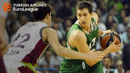 From the archive: Dimitris Diamantidis highlights