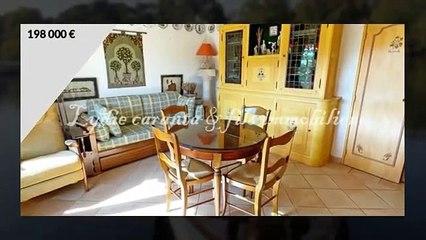 Vente Appartement 2 pièces Sainte Maxime Centre ville dernie