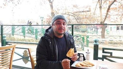 """Eskişehir'de yemek deyince """"Çibörek"""""""
