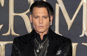 Johnny Depp Hollywood tarafından 'boykot edildiğini' açıkladı