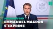 Afghanistan: l'allocution d'Emmanuel Macron en replay