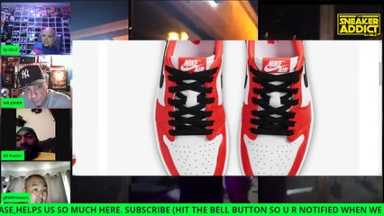 A Ma Maniere x Air Jordan 1 High on Feet, whos the best actor ? Sneaker news & more