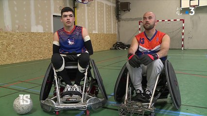 Rugby fauteuil : mode d'emploi