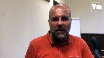 Le feu repart de manière intense à La Môle, le maire Stéphane Gady témoigne
