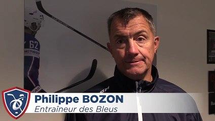 Prepa TQO. Les réactions de Philippe Bozon