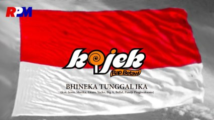 Kojek - Bhineka Tunggal Ika (Official Music Video)