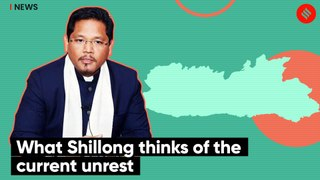 What Shillong thinks of the current unrest