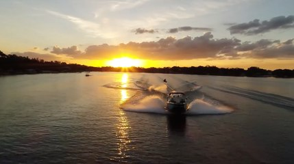 Why Pro Wakeboarder Steel Lafferty Rides Dry