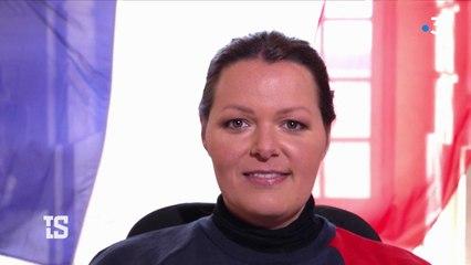 Sonia Heckel, Reine de la Boccia à la conquête des Jeux