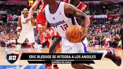 Eric Bledsoe llega a los Clippers.