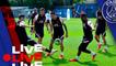 Replay: 15 minutes d'entraînement avant Stade Brestois - Paris Saint-Germain