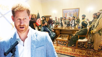 Prince Harry Issues Statement Regarding Taliban's Takeover In Afghanistan