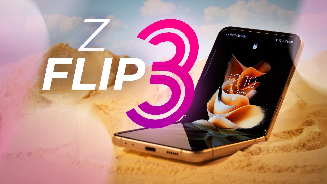 Est-ce l'AVENIR du SMARTPHONE ? Test du Samsung Galaxy Z Flip 3 !