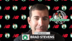 """Brad Stevens: """"We Want To Be A Team That Boston Can Really Get Behind"""" 