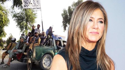 Jennifer Aniston Urges Fans To Donate And Help Refugees Stuck In Afghanistan