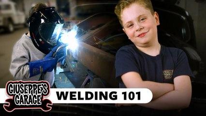 Giuseppe's Garage   Welding 101   Popular Mechanics
