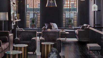 See Inside 7 Designer Living Rooms