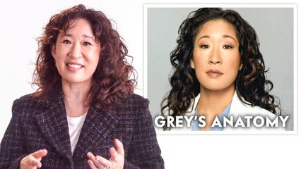 Sandra Oh Breaks Down Her Career, from 'Grey's Anatomy' to 'Killing Eve'