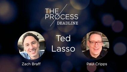 'Ted Lasso' Director Zach Braff  & Production Designer Paul Cripps   The Process