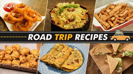Easy To Pack Snacks For Road Trip   Methi Thepla   Mayo Sandwich   Chivda   Nimki   Swaad Anusaar