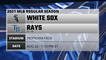 White Sox @ Rays Game Preview for AUG 22 -  1:10 PM ET