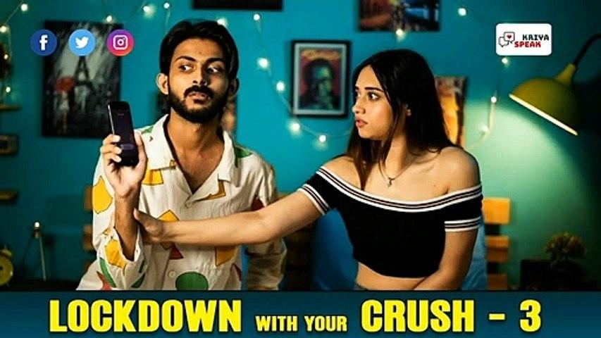 Let's taIk web series I got lock down with my crush ft. swagger sharma, Aakansha Singh