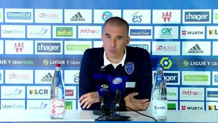Strasbourg 1-1 ESTAC   Réactions d'après-match