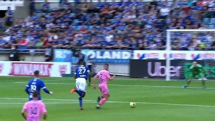 Strasbourg 1-1 ESTAC   Résumé du match