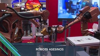 Capítulo 73   Robots asesinos