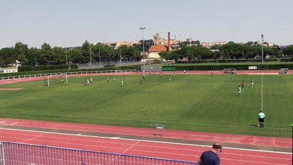 U19 : Béziers 2-6 ASSE