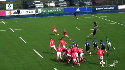 PwC Age Grade Championship: Highlights of Leinster U19 v Munster U19