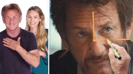 Sean Penn & Dylan Penn Break Down Their Scene Together in 'Flag Day'