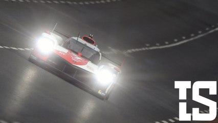 Inside des 24h du Mans