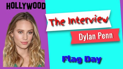 Flag Day Dylan Penn Interview (Captioned)