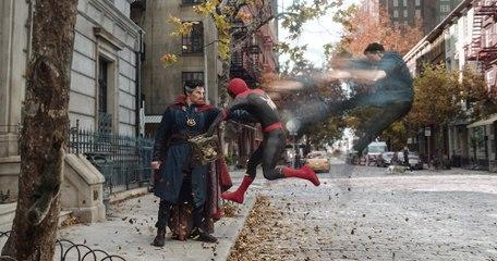 Spider-Man: No Way Home - Official Teaser Trailer - At Cinemas December 2021