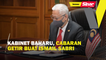 Kabinet baharu, cabaran getir buat Ismail Sabri