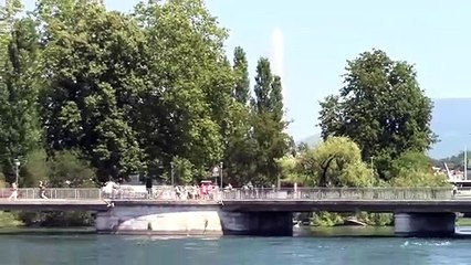 Genève-Pont de la Machine 2021