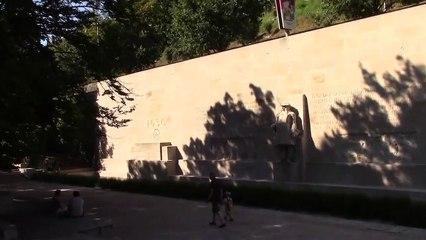 Genève-Mur des réformateurs