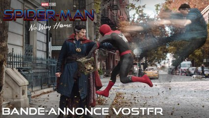 Spider-Man : No Way Home - Bande-Annonce (VOSTFR)