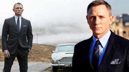 Daniel Craig Says He Has Grown Old To Play James Bond
