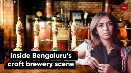 Beer capital: Inside Bengaluru's craft brewery scene