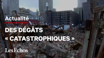 La Louisiane face aux dégâts « catastrophiques » de l'ouragan Ida