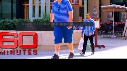 L'homme le plus grand des Etats-Unis - 2,35 m - est décédé d'une pathologie cardiaque à l'âge de 38 ans dans l'Etat du Minnesota - VIDEO_IN
