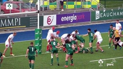 PwC Interprovincial Highlights: Ulster U19 v Connacht U19