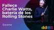 Fallece Charlie Watts, batería de los Rolling Stones